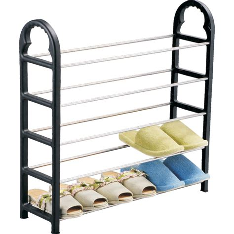 5 Shelf Shoe Rack by 5 Tier Shoe Stand Holder Organiser Storage Rack Shelf Unit