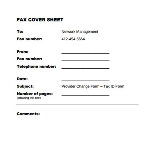 cover letter for faxing fax cover sheet 27 download free documents in pdf