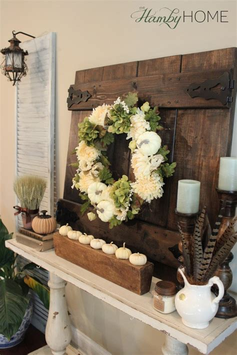 do it yourself home decorating ideas on a budget diy fall mantel decor ideas to inspire landeelu com