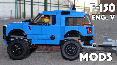 lego ford raptor ford f150 raptor mods lego 75875