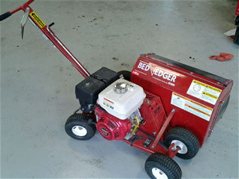 brown bed edger brown bed edger 28 images aerator and edger ez rent it