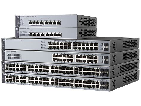 Hp Jg920a Switch Webmanaged Layer 3 Hpe 1920 8g 1 network switches for small and midsize business managed