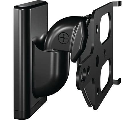 Wall Bracket Speaker Karaoke Breket Speaker Dinding U Limited sanus wswm1 b2 tilt swivel speaker bracket deals pc world