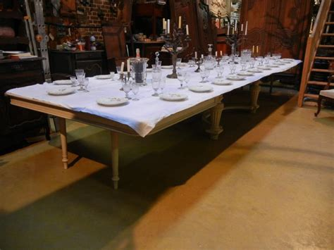 grande table pour salle a manger
