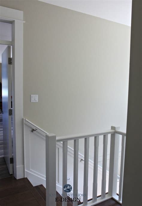 sherwin williams wool skein south facing stairwell