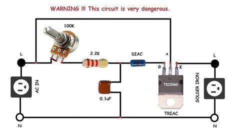soldering iron wiring diagram soldering gun diagram wiring