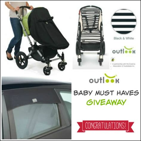 Baby Giveaways 2014 - 12 30 14 outlook baby must haves giveaway