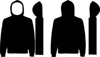 black hoodie template free hoodies template