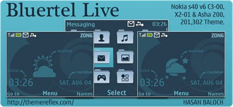 live themes for nokia c3 download bluertal live theme for nokia c3 x2 01 asha 200 201 302