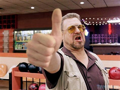 John Goodman Meme - iconic movie guns traded for thumbs in viral photoshop