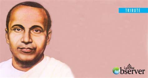 biography in hindi of jaishankar prasad jai shankar prasad the lucknow observer