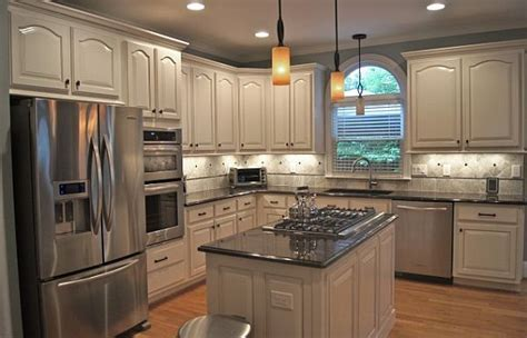how to finish the top of kitchen cabinets updating your kitchen cabinets replace or reface