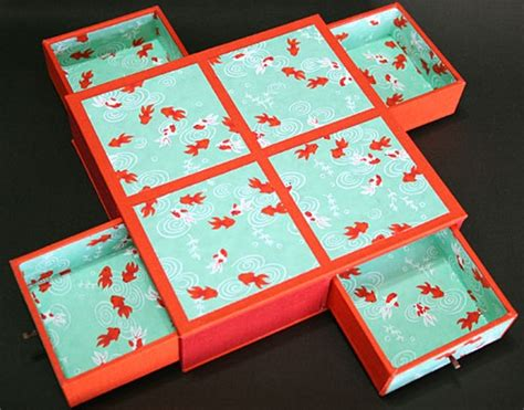 Handmade Paper Box - 17 best images about handmade paper boxes on