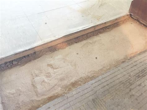 Pvc Boden Verlegen Untergrund by Laminat 252 Ber Sehr Alten Pvc Boden Verlegen
