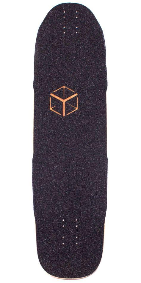 loaded decks loaded cantellated tesseract longboard skateboard deck