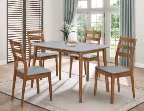 paphos walnut kitchen table and chairs frances hunt