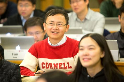 Cornell Phd Mba by Johnson At Cornell Gt Request Information
