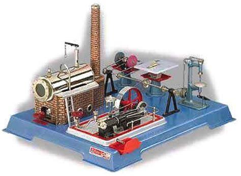 wilesco model steam engine workshop d161