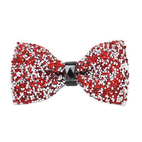 fashion classic bow tie rhinestone wedding