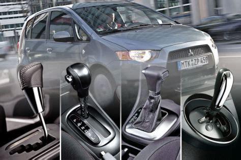 kleinwagen mit automatik automatisch besser autobildde