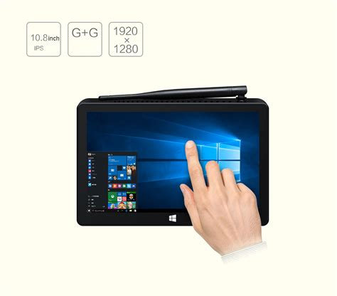 Lcd Tab 10in Imo X9 pipo x10 tv box 10 8 inch mini pc windows 10 android 5 1