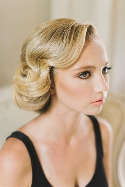 25 best ideas about classic updo hairstyles on