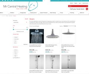 where to buy shower heads and hoses