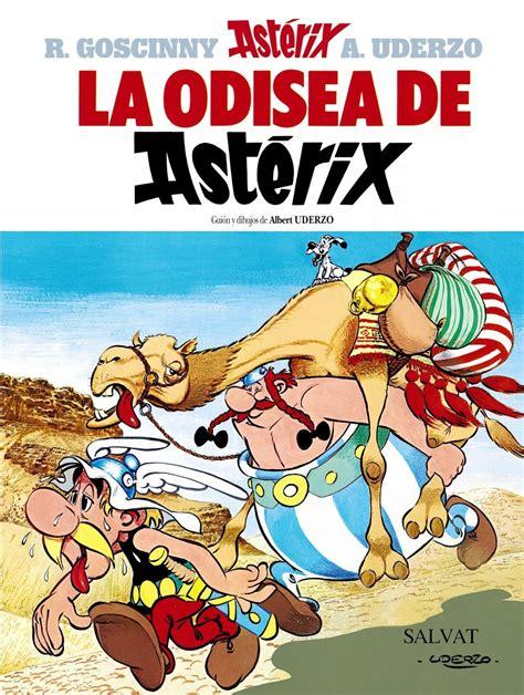 libro asterix spanish asterix la asterix 26 la odisea de asterix liverpool es parte de mi vida