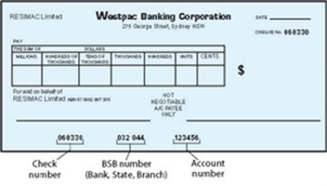 bsb bank account causeview form