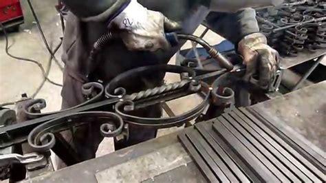 la forja de un 8483062909 como hacer un balaustre de forja artistica how to make a
