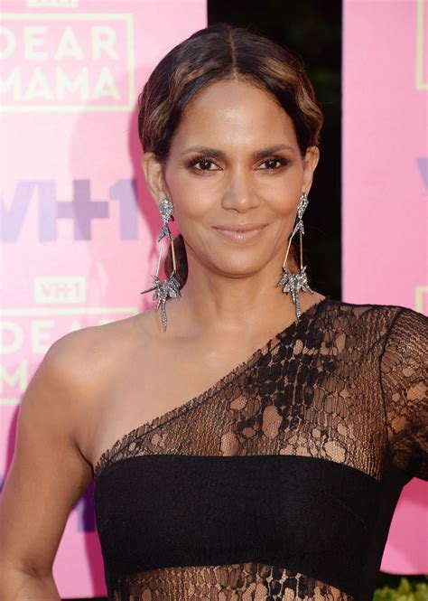 Halle Berry by Halle Berry At Vh1 Dear Taping In Los Angeles 05 06