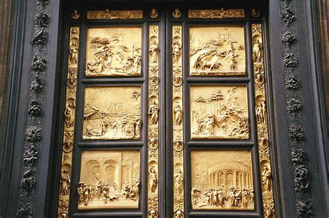Door East by Florence Baptistry East Door By Lorenzo Ghiberti Flickr