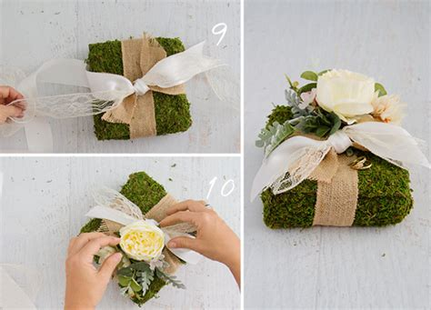 Wedding Ring Pillow by How To Make A Wedding Ring Pillow The Koch