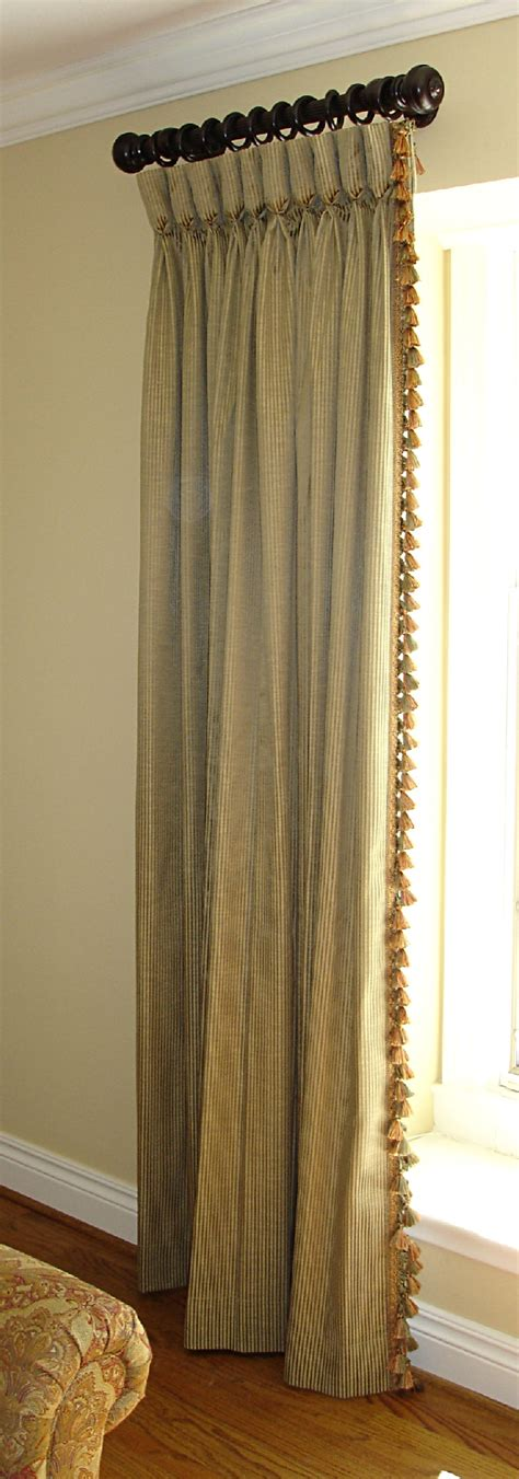 goblet pleat drapes goblet pleats 187 susan s designs