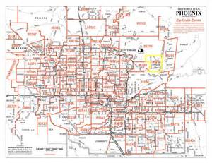 zip code map arizona zip code map pdf pictures to pin on