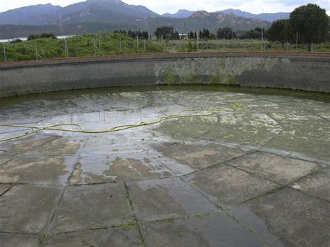 vasca in cemento benza riparazioni di vasche in cemento