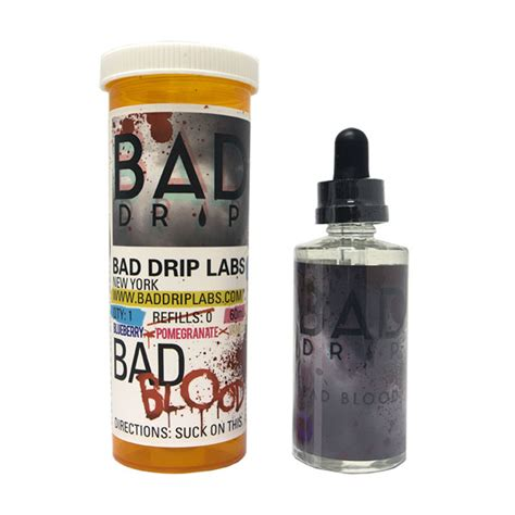 Liquid Matjan Gedhang 60ml Ejuice bad blood 60ml e liquid by bad drip labs premium vape supply