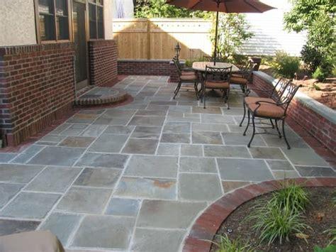 patio flooring ideas budget inspirational bluestone patio ideas 54 for diy patio cover