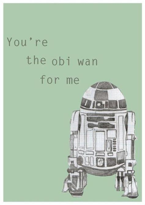 Star Wars Love Meme - moss moments cute funny homemade valentine card ideas