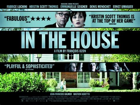 In The House by In The House Aka Dans La Maison Poster Affiche 3 Of 5 Imp Awards