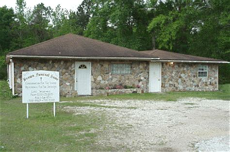 brown funeral home picayune ms legacy