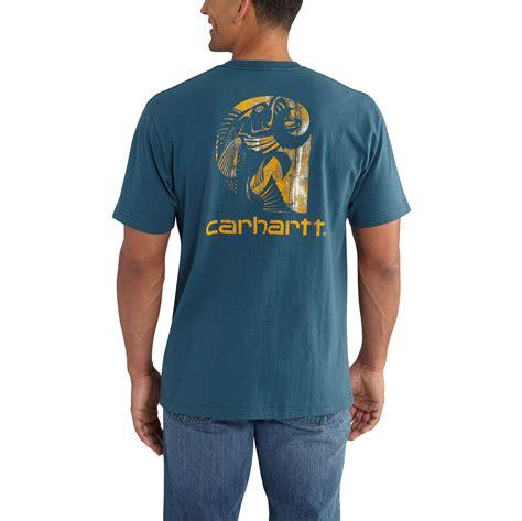Branded Herring Pocket Shirt carhartt workwear graphic branded c pocket sleeve t shirt usa garden care