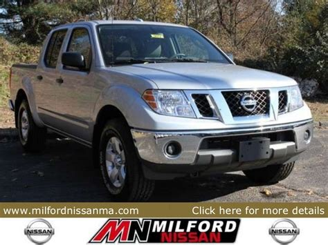 Milford Nissan by Used 2011 Nissan Frontier Milford Nissan Worcester Ma
