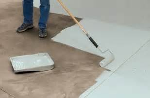 painting floor how to paint a floor