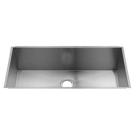 Julien Kitchen Sinks Kitchen Sinks Urbanedge Collection Undermount Sink With Single Bowl 16 Stainless Steel