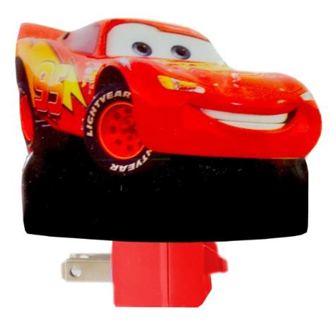 lightning mcqueen night l disney cars lightning mcqueen night light toy buy online