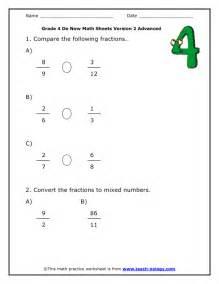 grade 4 fractions worksheet do now math grade 4 advanced