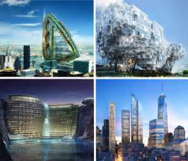 Future Building Designs by Brilliant Buildings 136 Amazing Approaches To