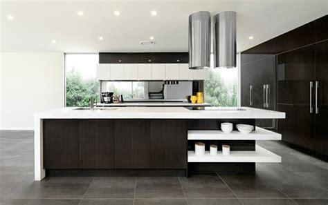 cucine nere moderne 1001 idee per cucine moderne con isola fra design e