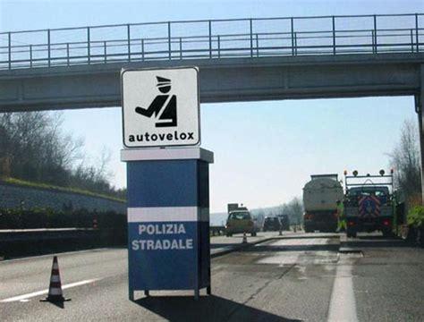 autovelox mobili autostrada autovelox photored sorpassometro sicve tutor